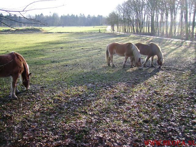 W.S.V.de Trekvogels 09-02-2008 15 Km  Apeldoorn (16)