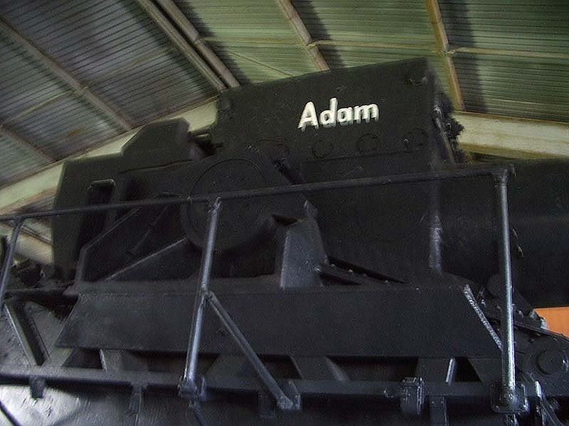 600mm Adam Self-Propelled Mortar 6