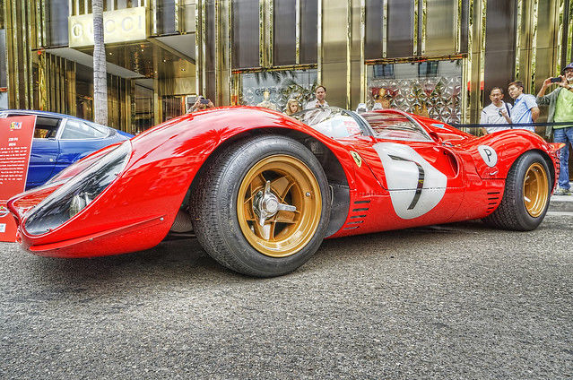 1967 Ferrari 330 P4 s/n 0856