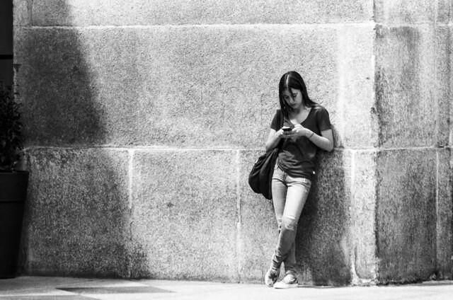 Wall Girl