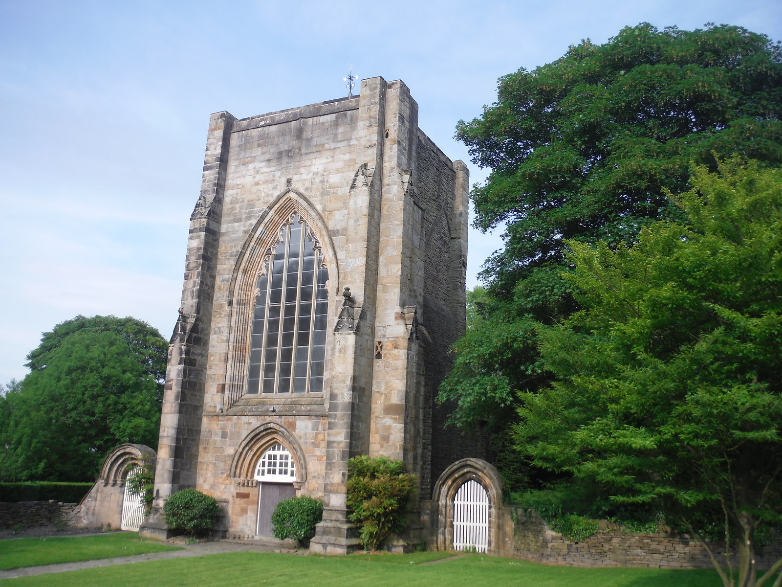 Beauchief Abbey SWC Walk 267 - Sheffield Circular (via Porter, Limb, Sheaf and Gleadless Valleys)
