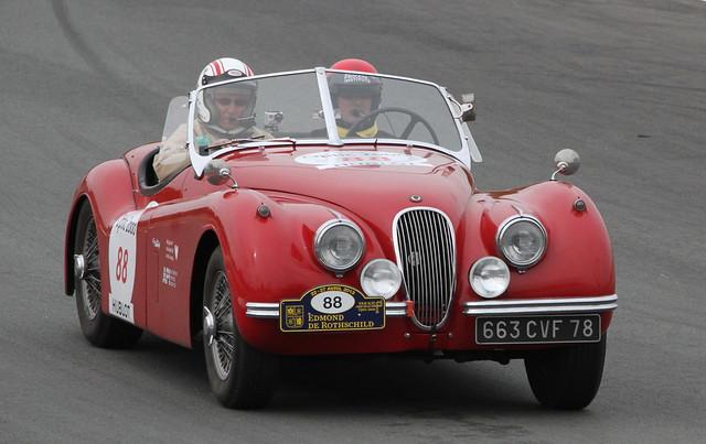 Jaguar XK ?