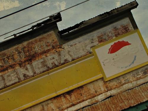 rust colorado pepsi pepsicola enhanced smalltown ghostsigns metalsigns vintagesigns