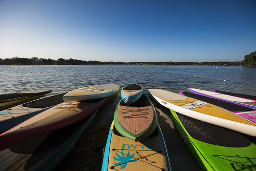 STAND UP PADDLEBOARDING   by VISIT FLORIDA