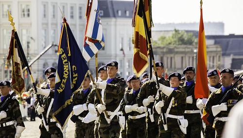 Belgique - 21 juillet 2013 - Eurocorps | by saigneurdeguerre