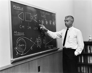 John C. Houbolt   by NASA on The Commons