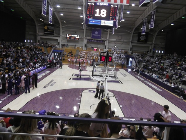 2012 Northwestern Women's Basketball