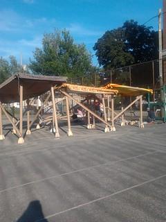 Pavilion tear-down   by ewreading