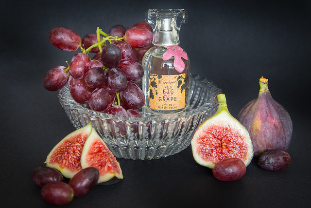 Fig and grape