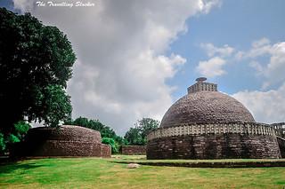 Sanchi Stupa  (1) | by travelling slacker