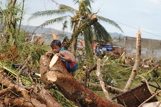 Philippines: ECHO team first on the ground in rural Leyte province | by EU Civil Protection and Humanitarian Aid Operation