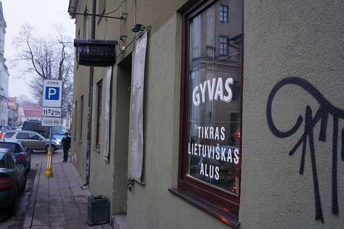Gyvas beer bar | by Beeriffic