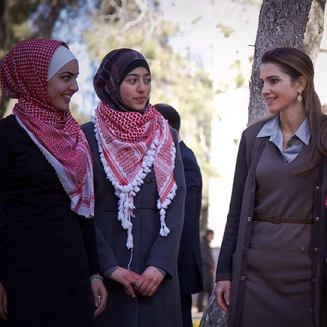 طالبات #الجامعة #الاردنية #عيد #الشجرة #students #Jordan …   Flickr