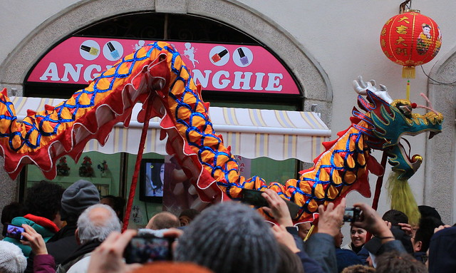 The year of the horse, Milano, febbraio 2014.