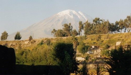 Arequipa-Volcano - 2004-11-21 at 09-26-42 | by oso