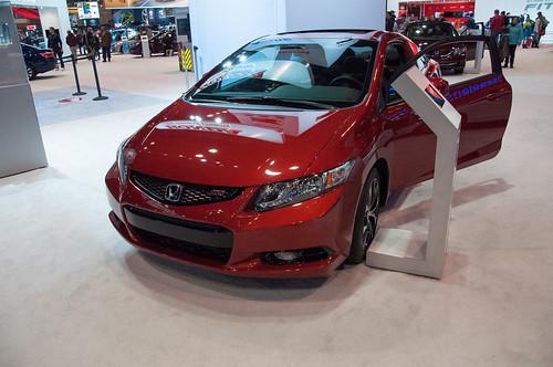 2014 Honda Civic Si Coupe Photo
