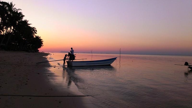 Koh Samui Bangpor Beach