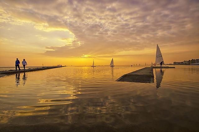 Marine Lake,West Kirby