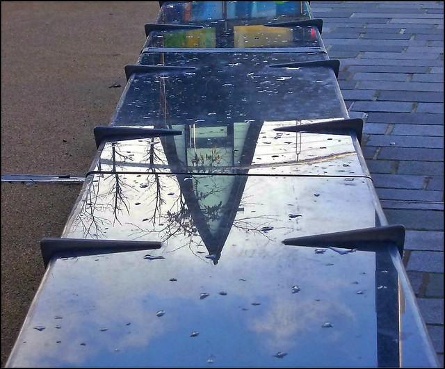 Raindrops and Reflections ,