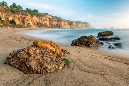 ocean california seascape beach landscape coast pacific shore greyhoundrock greyhoundrockcountypark