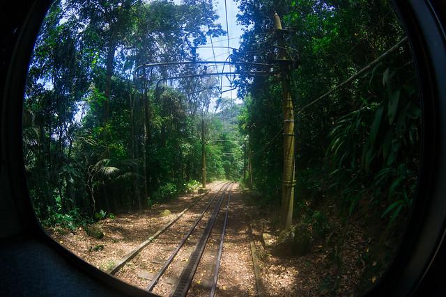 Trem do Corcovado