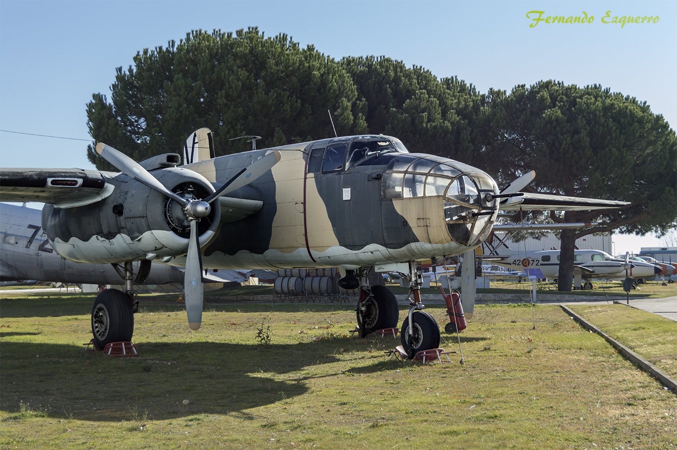 North American B-25 -Mitchell-