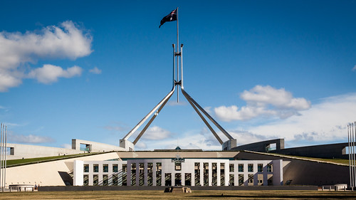 Parliament House of Australia | by Daveography.ca