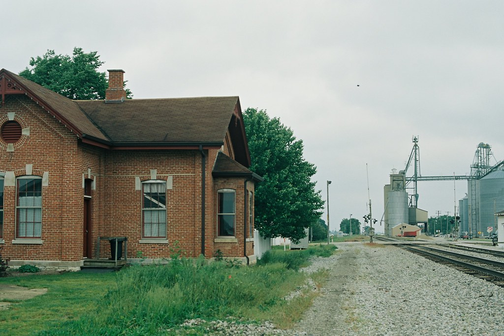 Illinois Central - Arcola, IL