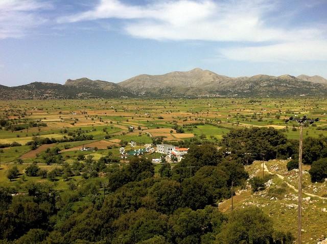 Kreta - Crete - Lasithi-Plateau