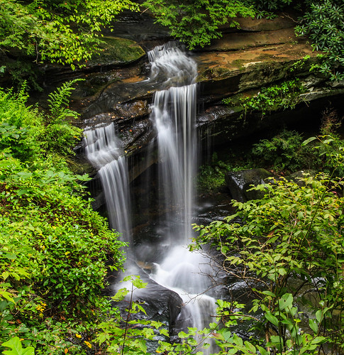 kentucky ky falls waterfalls mccammonfalls