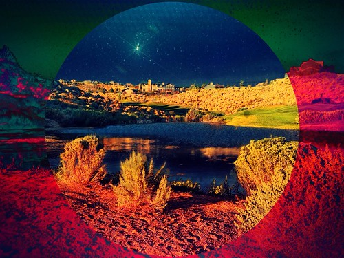 sky water stars landscape pond nevada july nv golfcourse reno ios hdr tangent photooftheday naturephotography superimpose landscapephotography pxl nightfx 2013 skyporn northernnevada photofx mobilephotography aliensky mountainphotos iphoneography iphone4s icamerahdr photoforge2 snapseed originalfilter unitedbyedit uploaded:by=flickrmobile flickriosapp:filter=original canyonnine