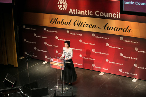 2013 Global Citizen Awards, NYC