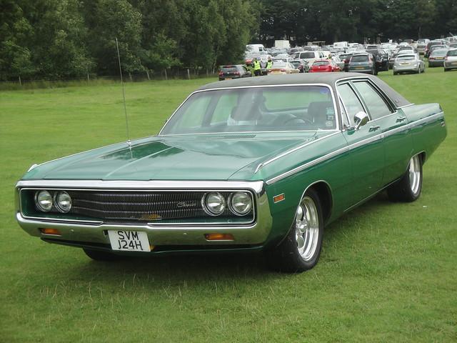 1970 Chrysler Newport Custom