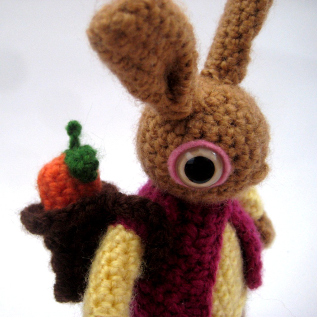 Amigurumi Bunny and carrot free crochet pattern   The Sun and the ...   1024x1024