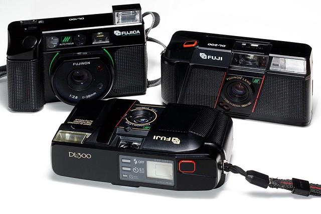 Fujica DL-100, Fuji DL-200, Fuji DL-300