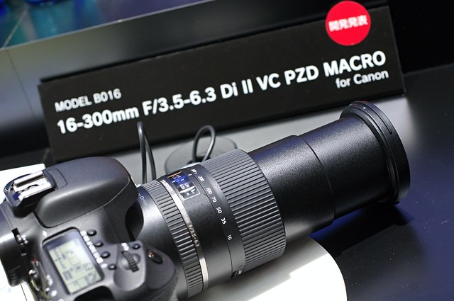 Tamron 16-300mm F/3.5-6.3 Di II VC PZD MACRO (model B016)