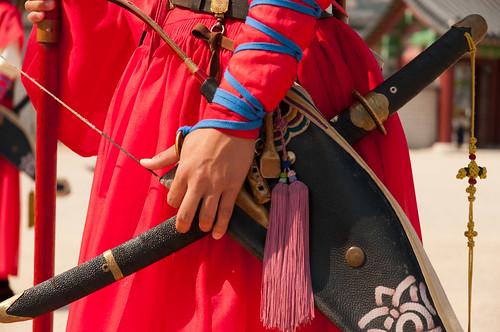 Gyeongbokgung Palace - Seoul - Changement de gardes: Gapsa | by Samantha from Belgium