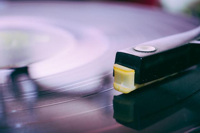 Let it be vinyl
