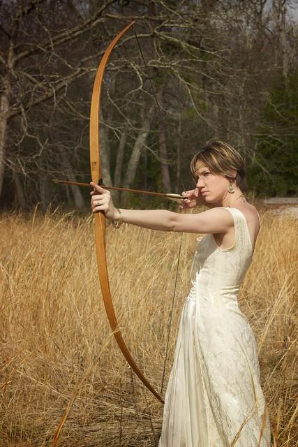 Elena Margaret . Artemis - Goddess of the Hunt