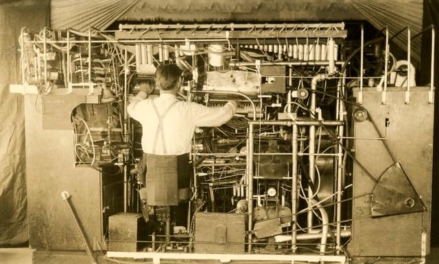 One-Man Music Machine