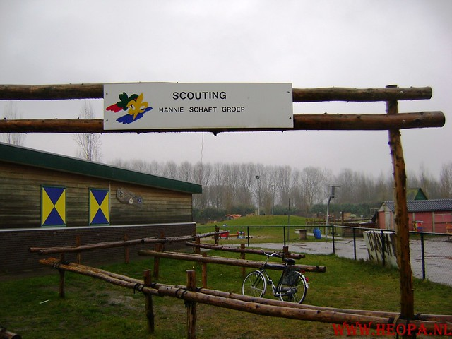 28-03-2009    Opstap 94 Almere              25 Km(3)