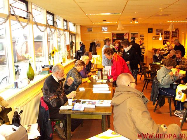 12-12-2009    Winterwandeling  De Bilt 25 Km  (3)