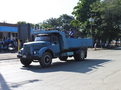 tag3 truck cuba mai lorry oldtimer kuba lkw 2016 bayamo