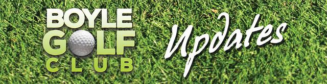 Boyle Golf Club Updates _01
