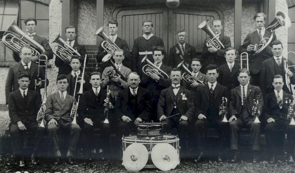 1924 – Cranbrook Town Band