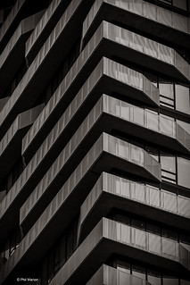 Architectural abstract - Toronto | by Phil Marion