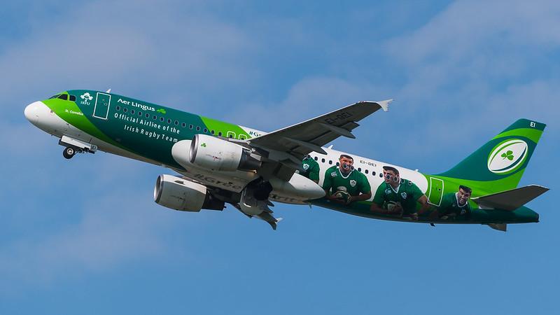 EI-DEI Aer Lingus Airbus A320-214
