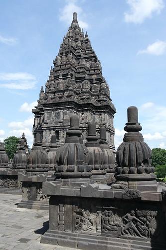 indonézia indonesia java jáva prambanan sandorson shiva temple brahma siwa candi
