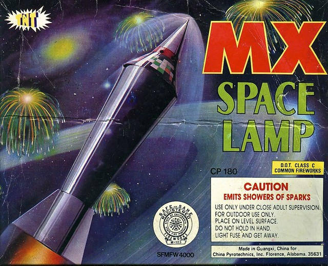 MX Space Lamp