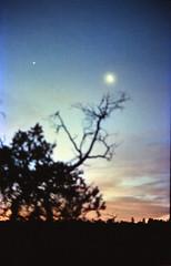 Grand Canyon Sunset Arizona USA Jan 1987 216 Winters Night